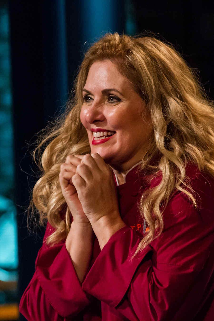 Judith Grace gana semifinal de Top Chef Estrellas