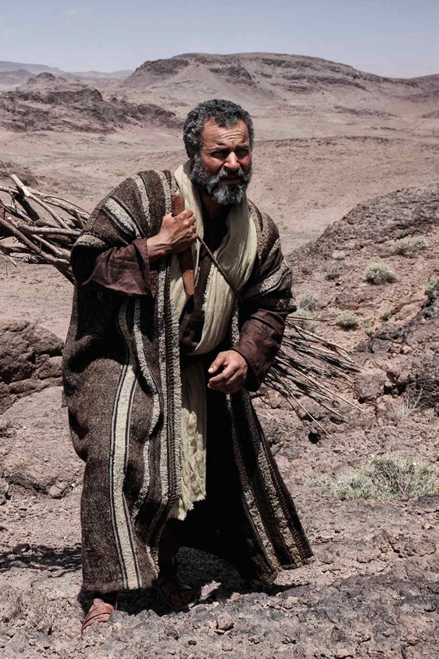 La Biblia, con Diogo Morgado como Jesús