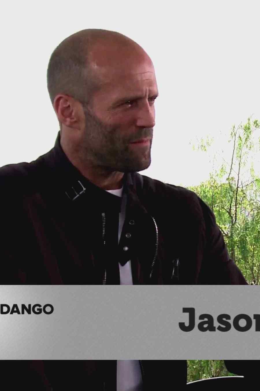 """Entrevista con Jason Statham de """"Furious 7""""."""
