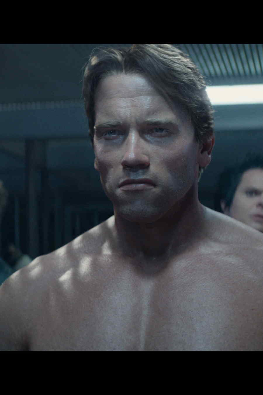 """Clip exclusivo de la película """"Terminator Genisys"""""""