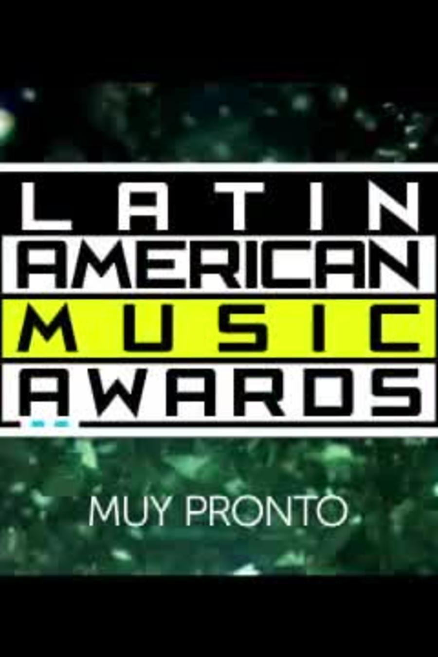 Latin American Music Awards logo