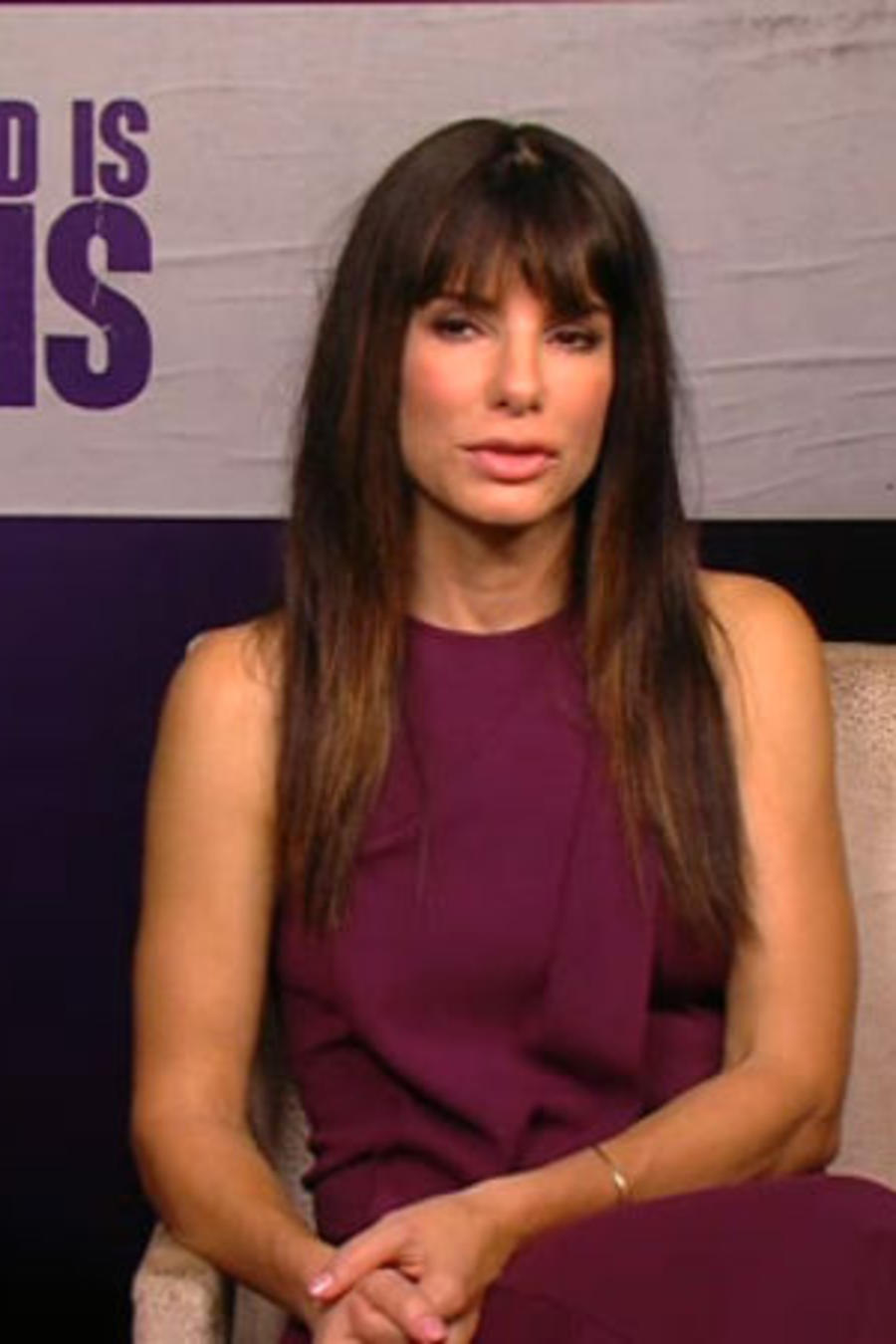 "Entrevista exclusiva con Sandra Bullock y Billy Bob Thornton de ""Our Brand Is Crisis"""