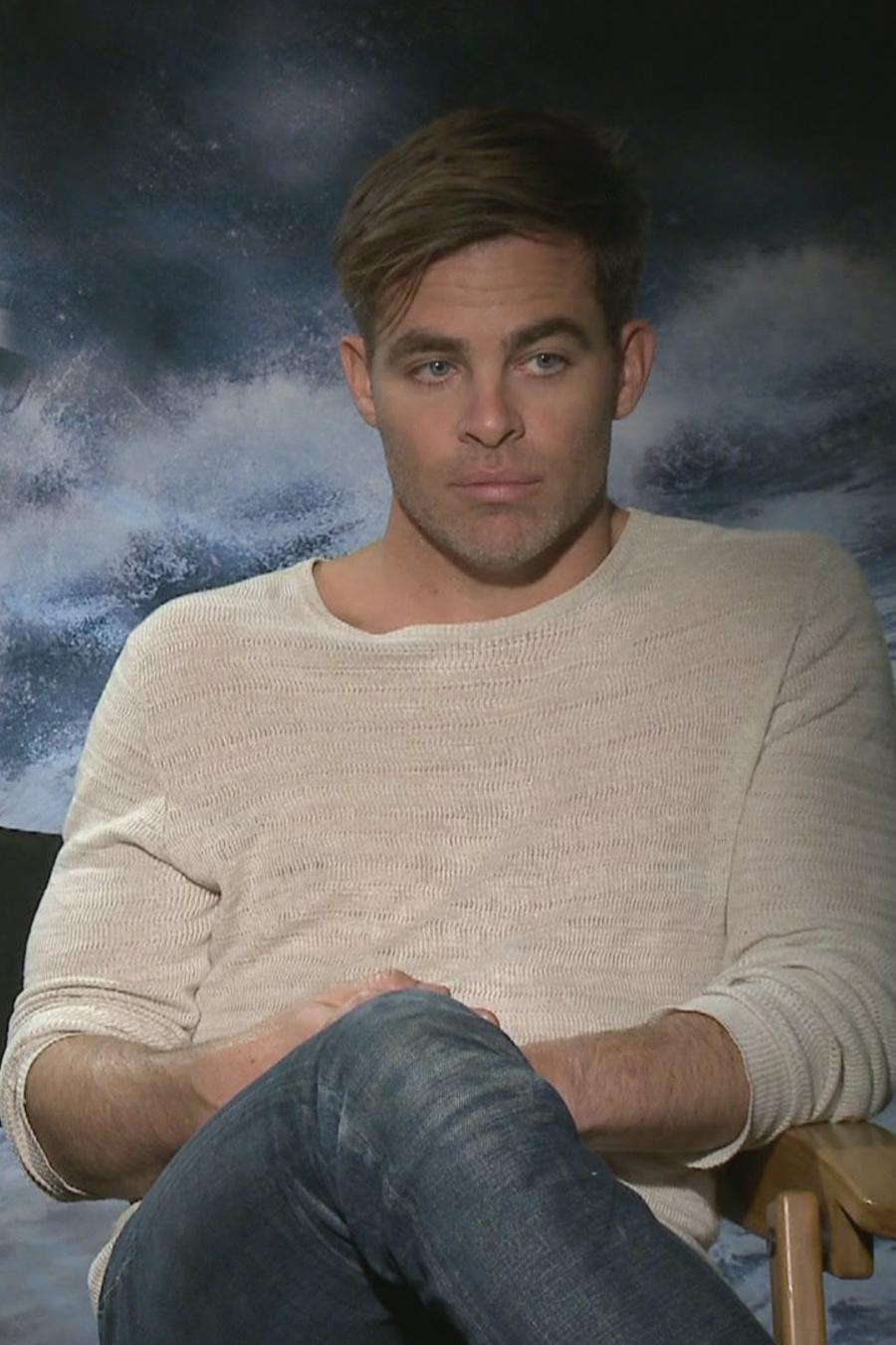 Latino IQ con Chris Pine y Ben Foster