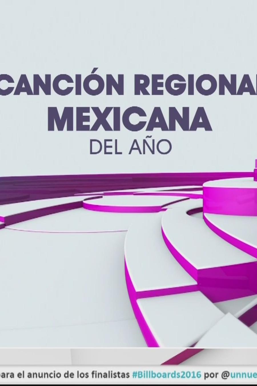 Canción Regional Mexicana del Año