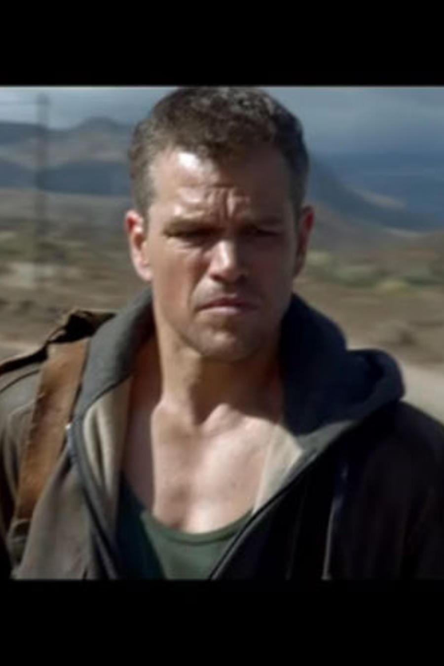 """Tráiler de la película """"Jason Bourne"""""""