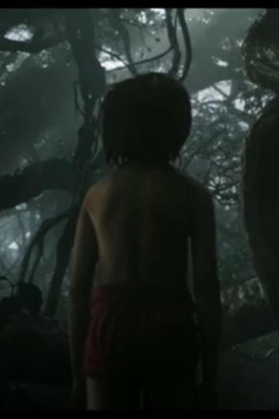 """Tráiler de la película """"The Jungle Book"""""""