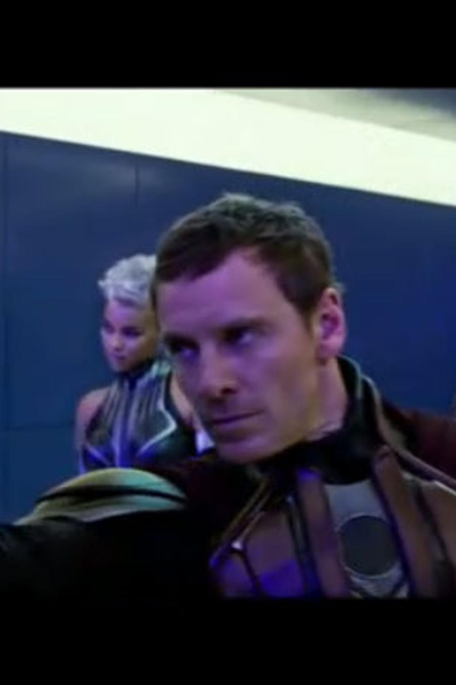 "Tráiler de la película ""X-Men: Apocalypse"""