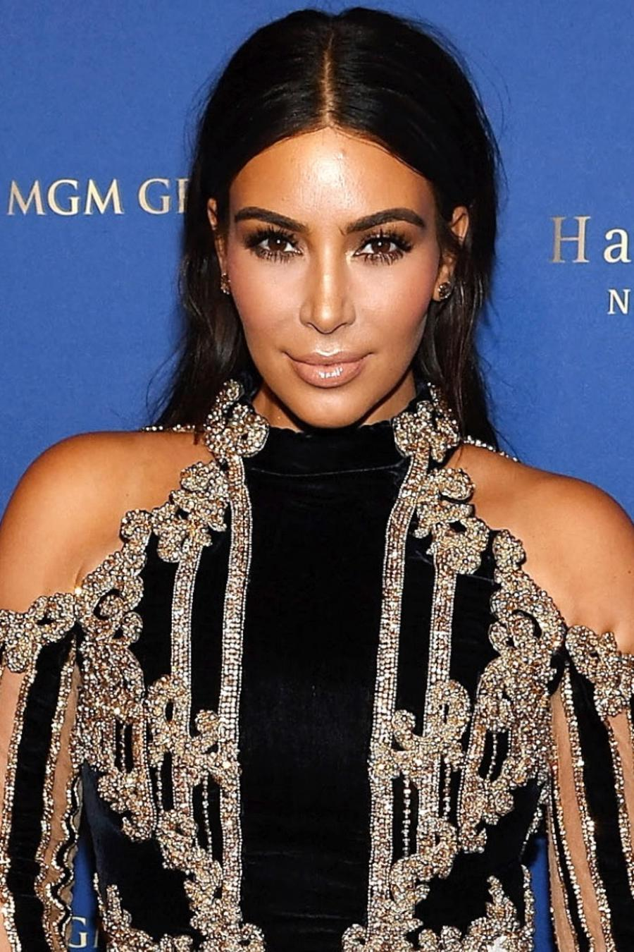 Kim Kardashian en Hakkasan Las Vegas Nightclub