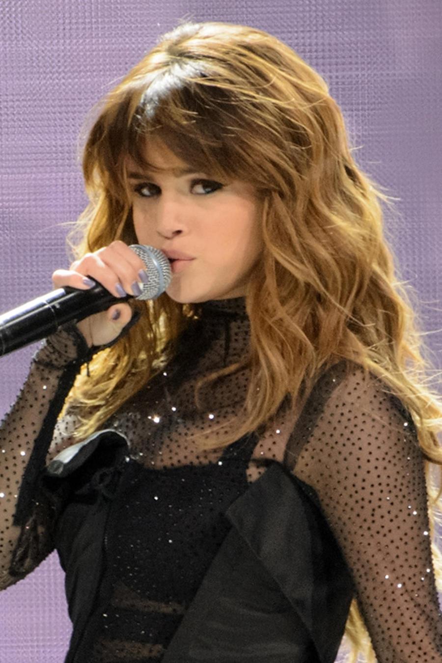 Selena Gomez debutó nuevo look