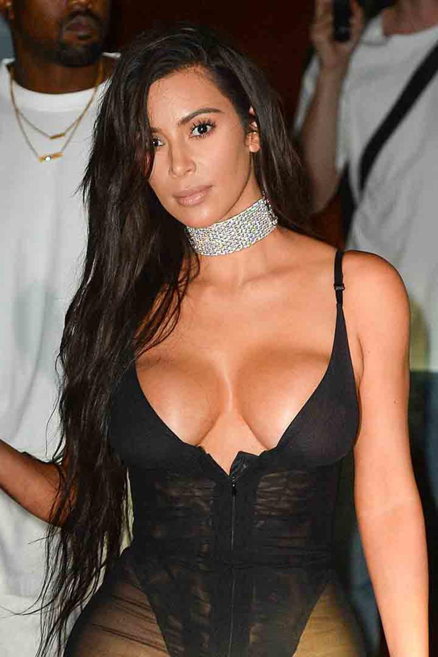 Kim Kardashian en Miami