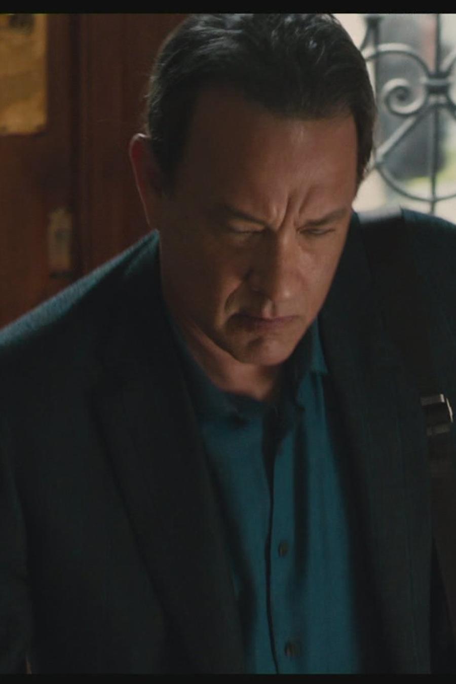 "Tom Hanks en ""Inferno"""
