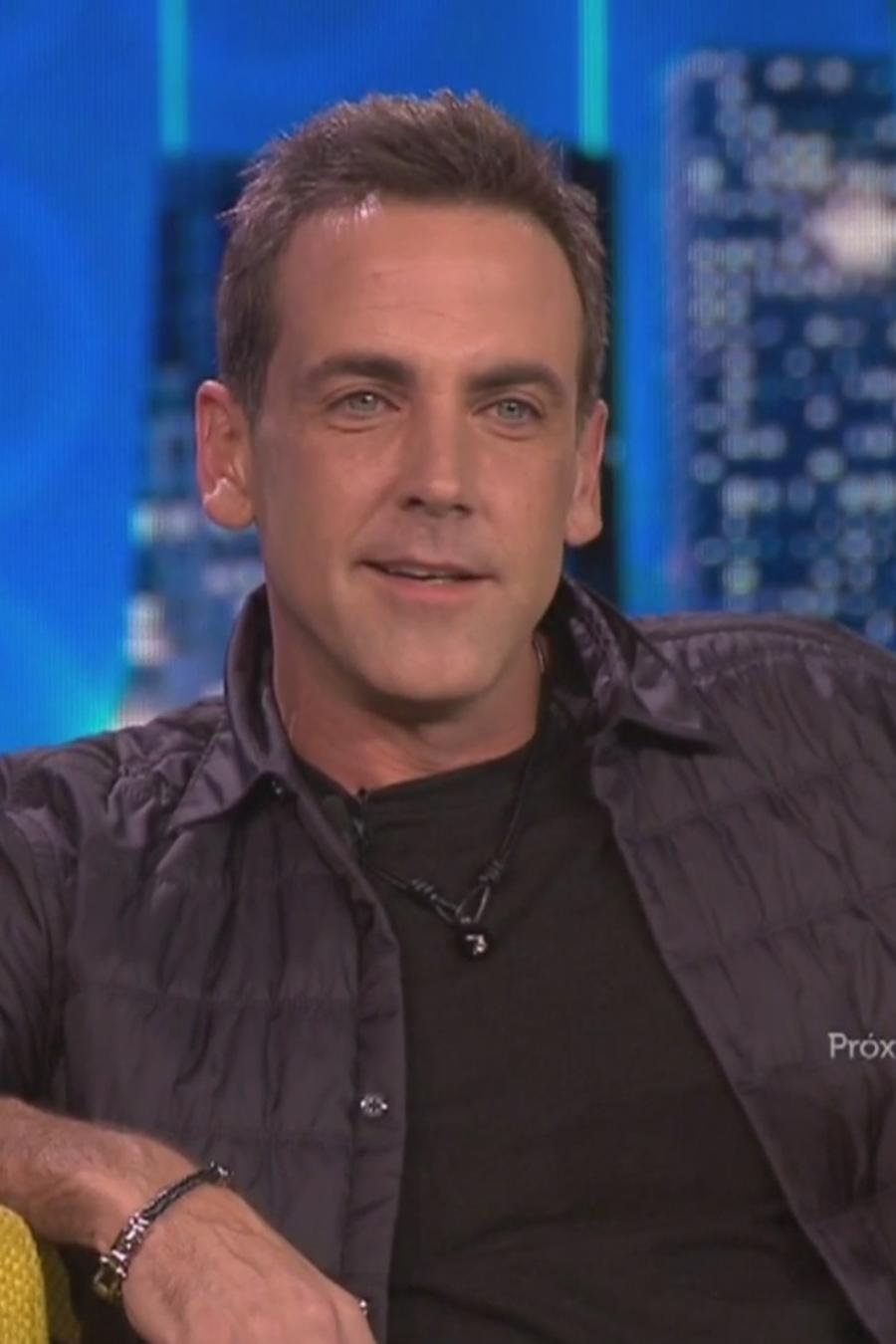 Carlos Ponce en Don Francisco Te Invita