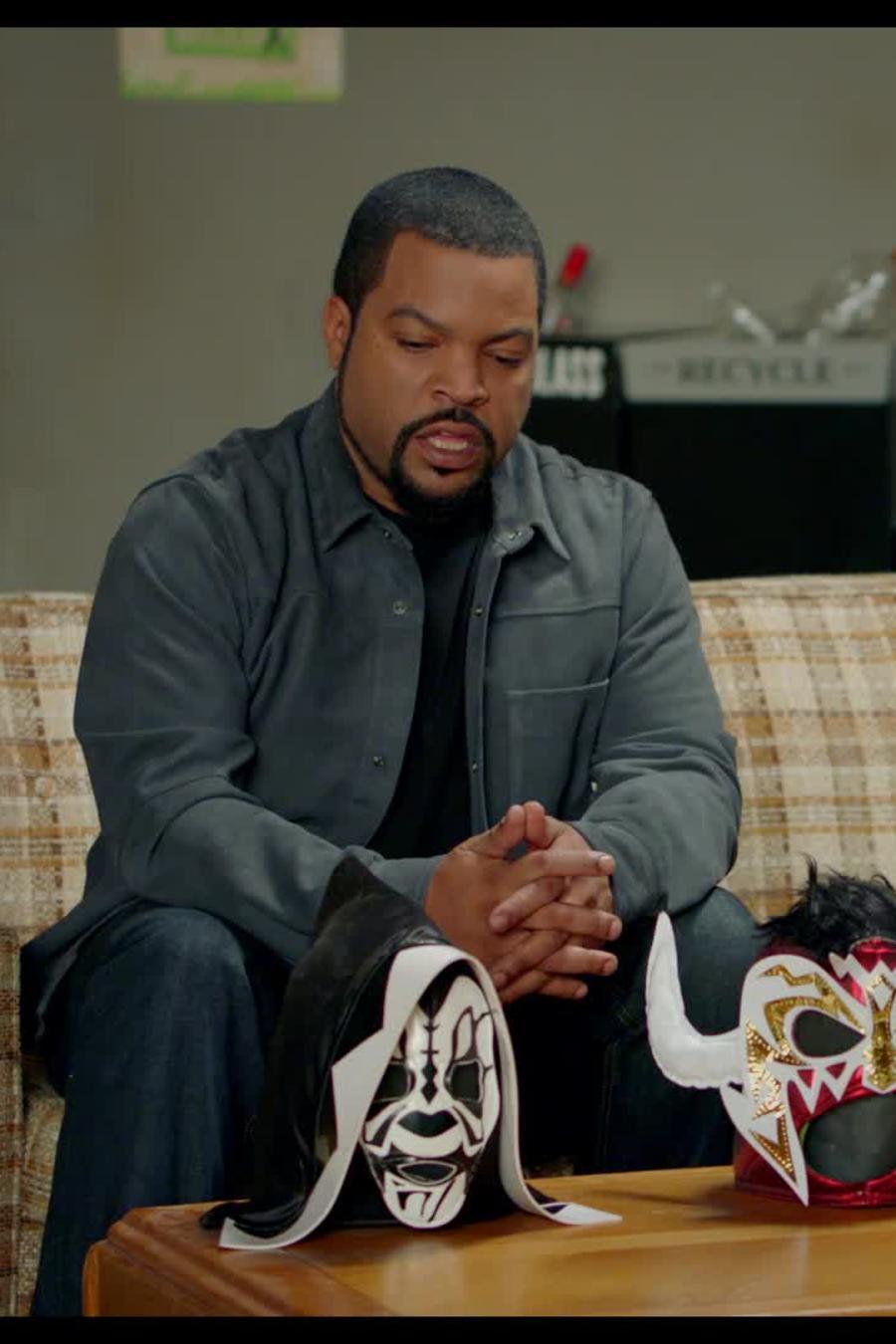 """Ice Cube es """"El Maestro Asesino"""" y Charlie Day es el """"Gallo dorado"""" en """"Fist Fight"""""""