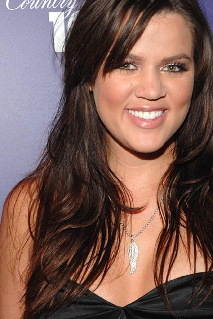 Khloé Kardashian era otra persona en 2006