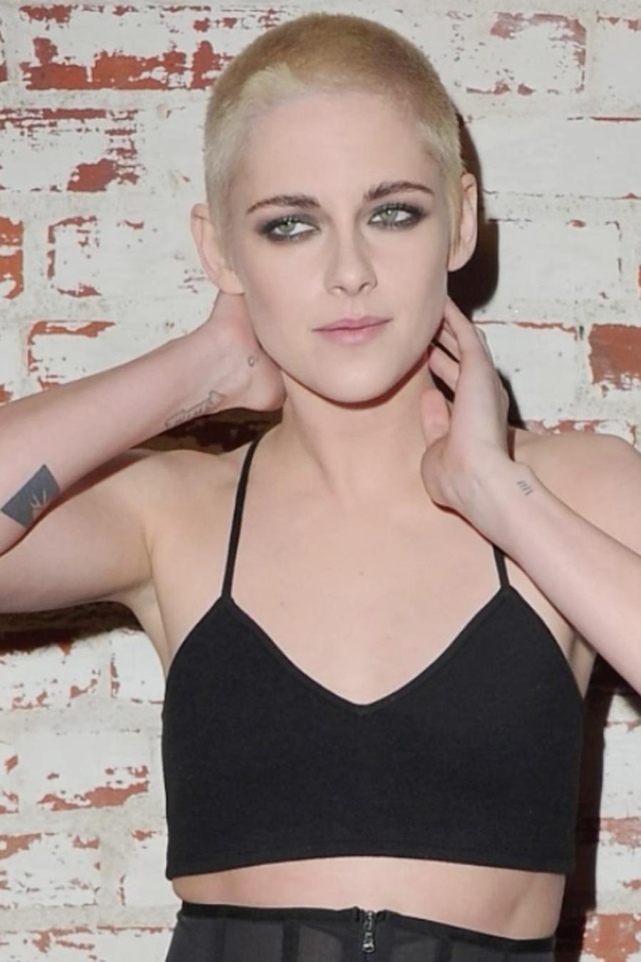 Mira el nuevo cambio de look de Kristen Stewart