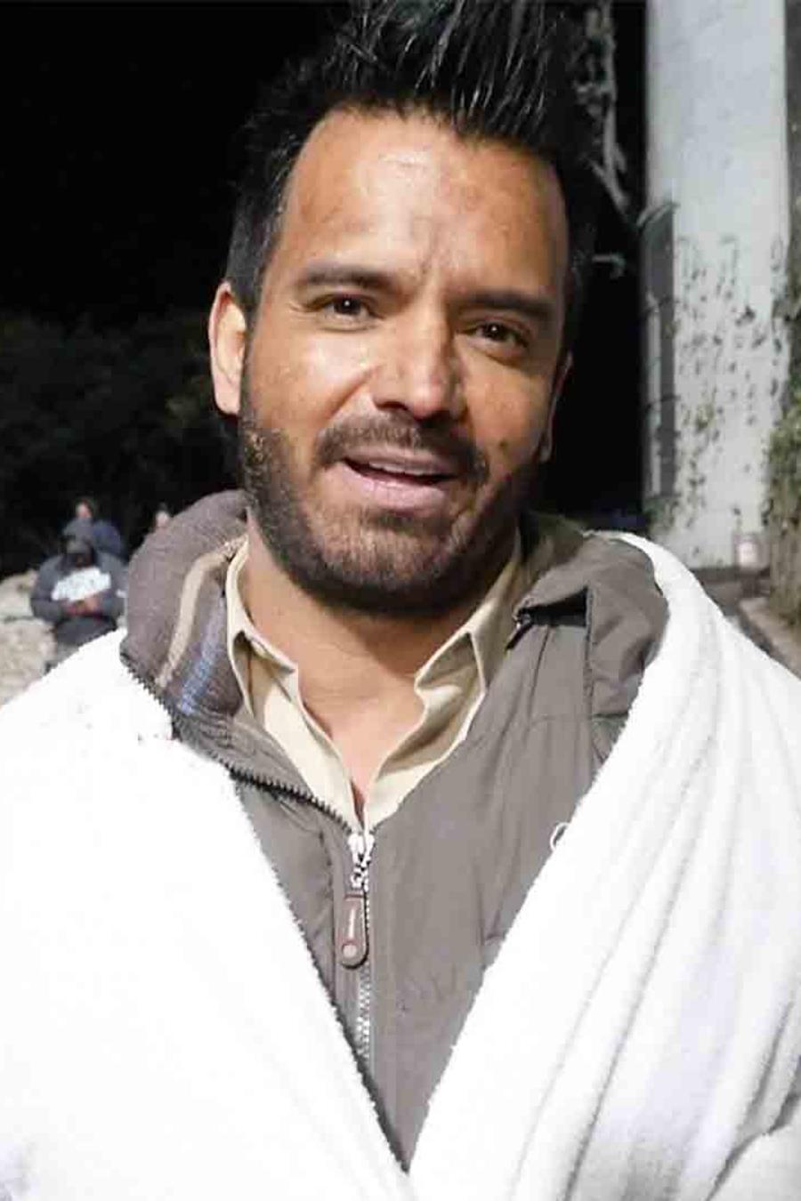 Jorge Cardenas en El Chema