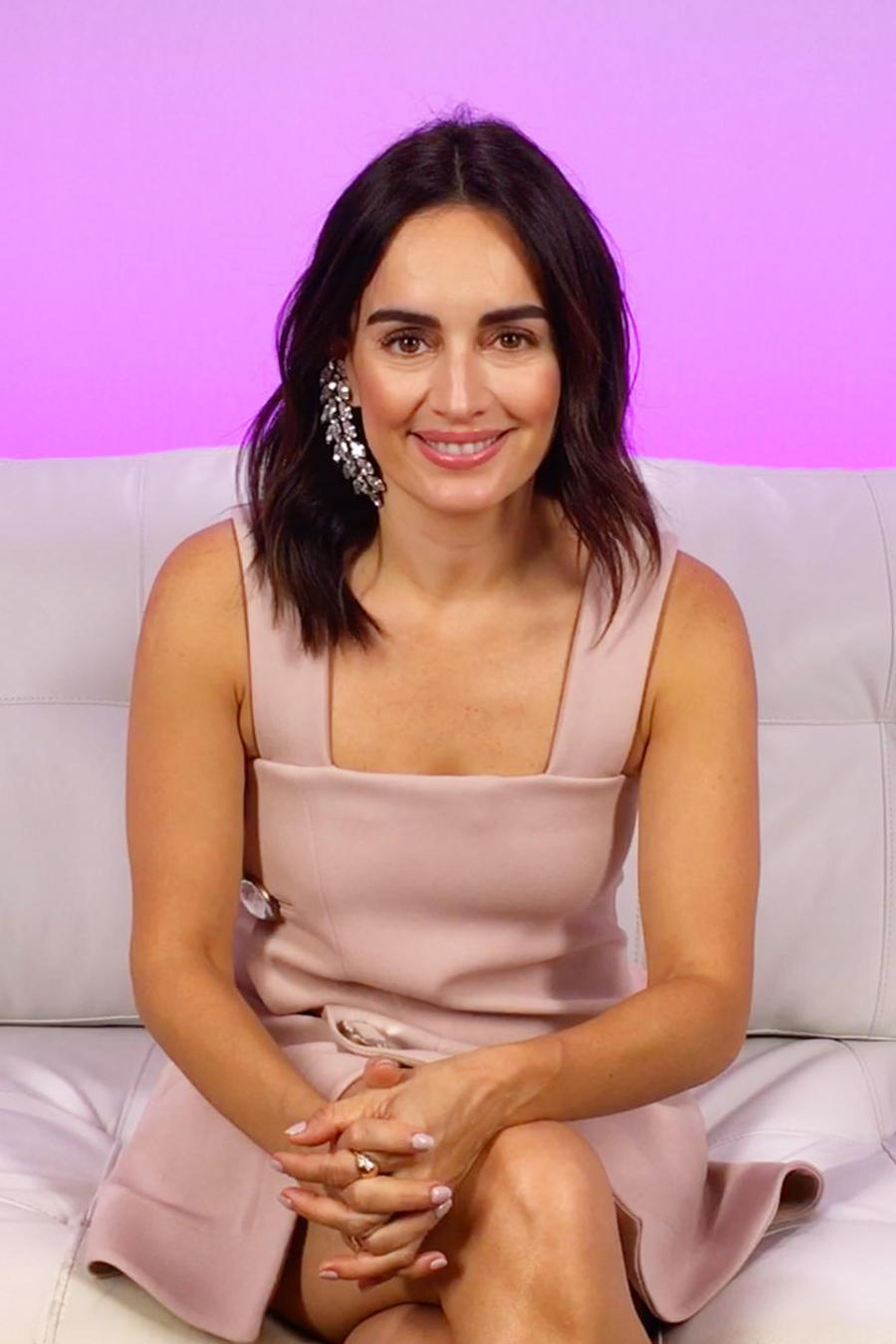 Ana de la Reguera, entrevista para Mujer de Hoy