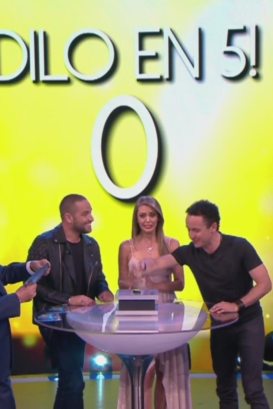 Don Francisco, Michel Brown, Jessica Carrilo, Fonseca