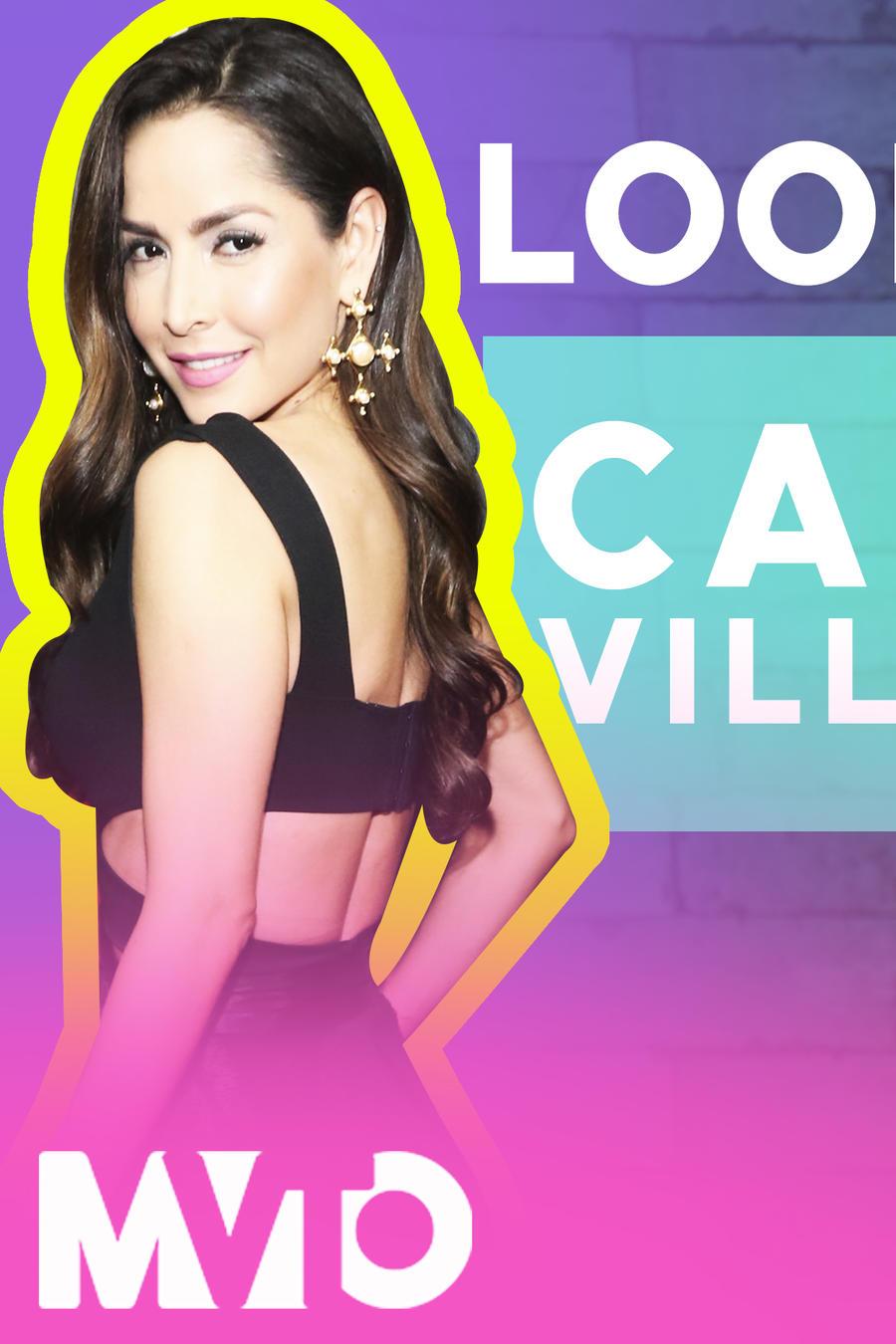 Look & Feel: Carmen Villalobos