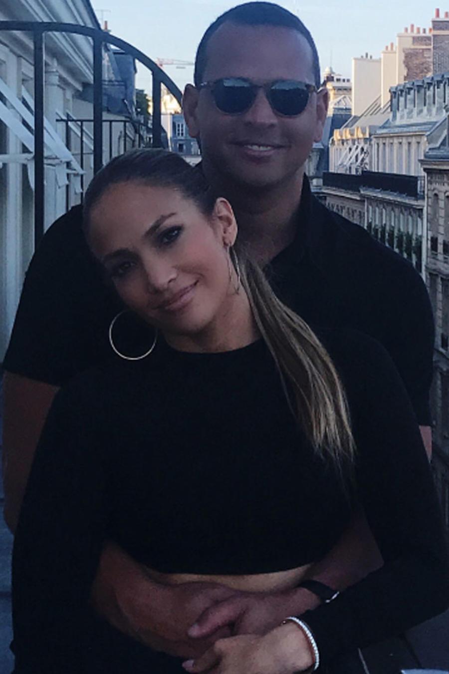 Mira los lujos que se dan Jennifer Lopez y Alex Rodriguez