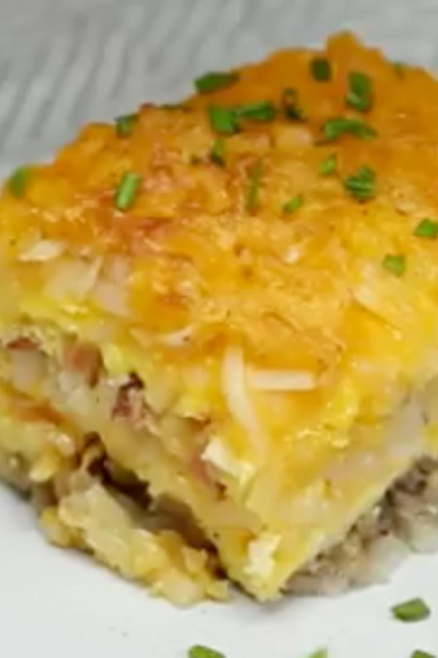 Breakfast Lasagna Recipe