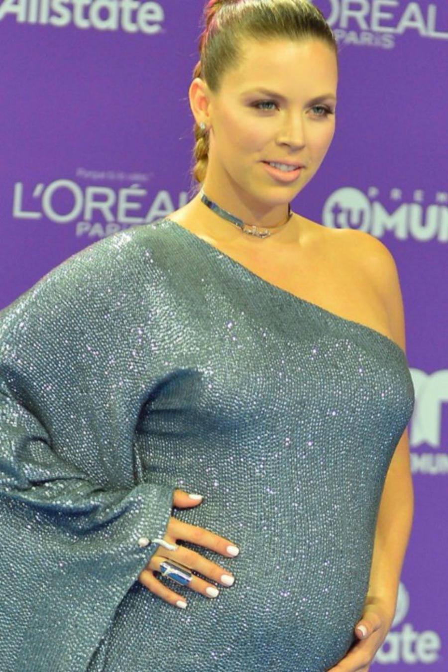 Ximena Duque en los premios Tu Mundo 2017