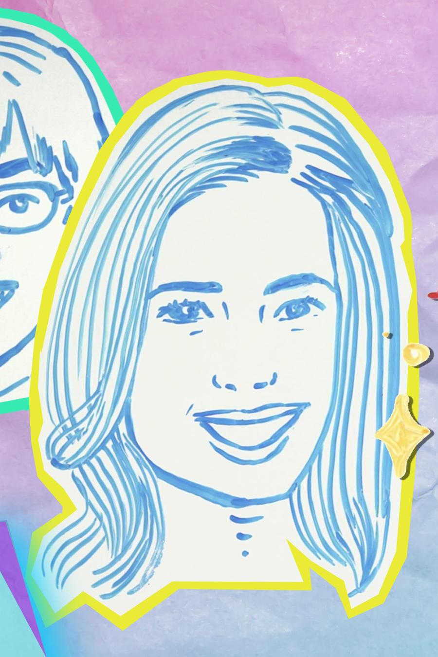 Ilustrando Mi Vida de America Ferrera