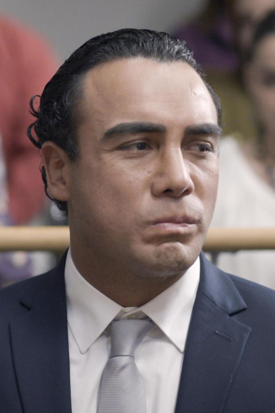 Tony Garza en Mariposa de Barrio