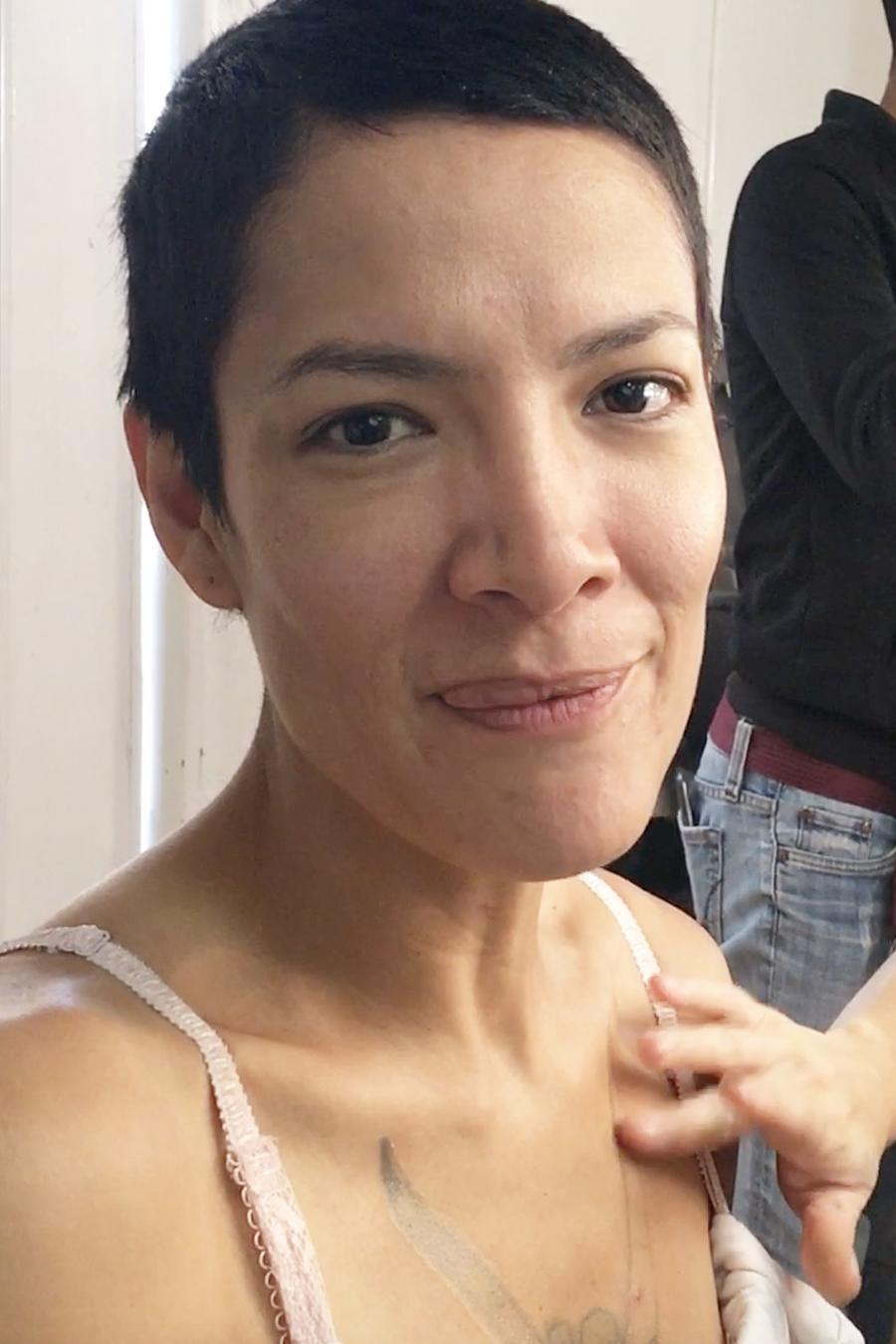 Maria Del Carmen Félix en Enemigo Íntimo