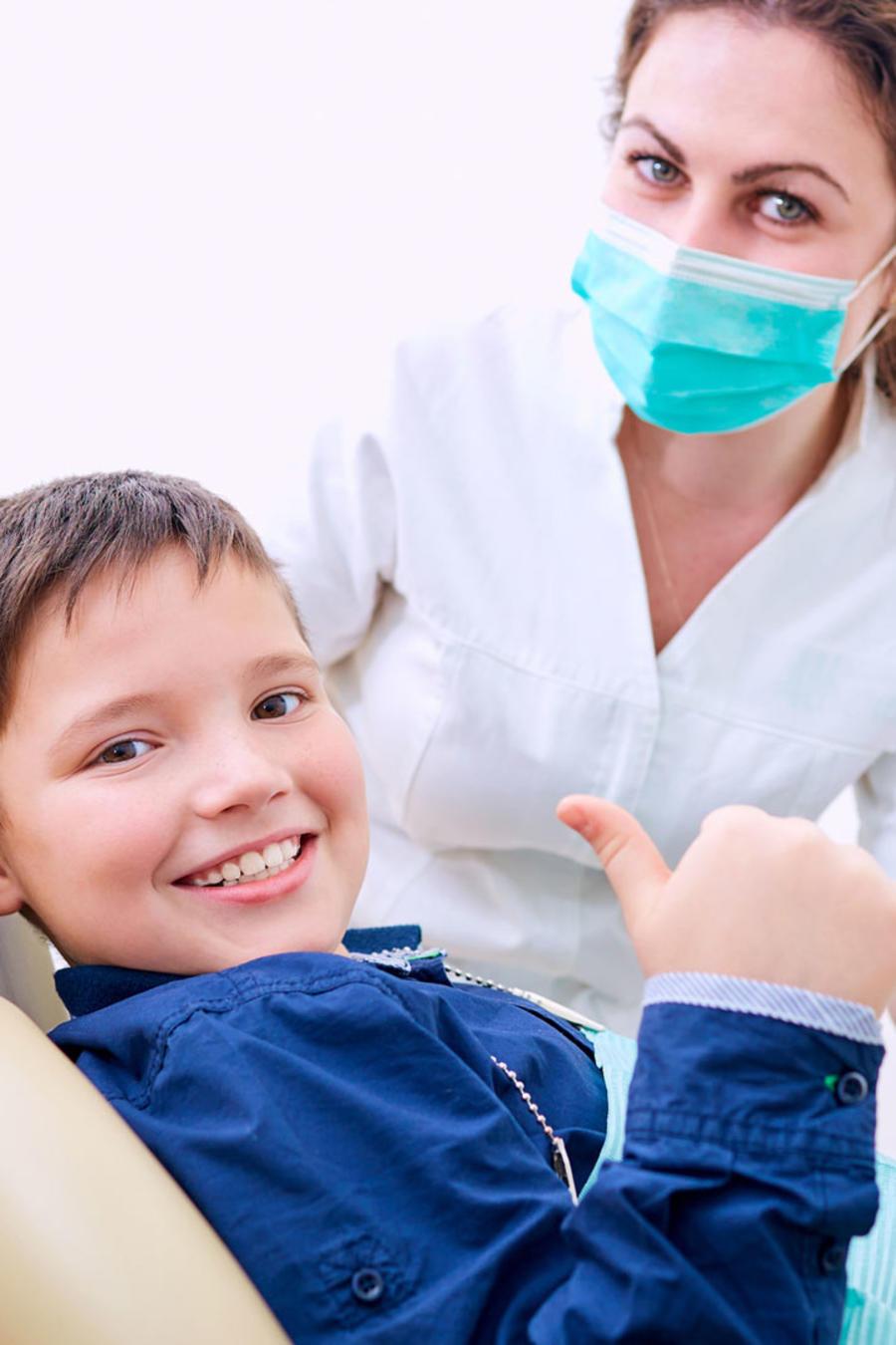 Los mejores estados en atención médica infantil