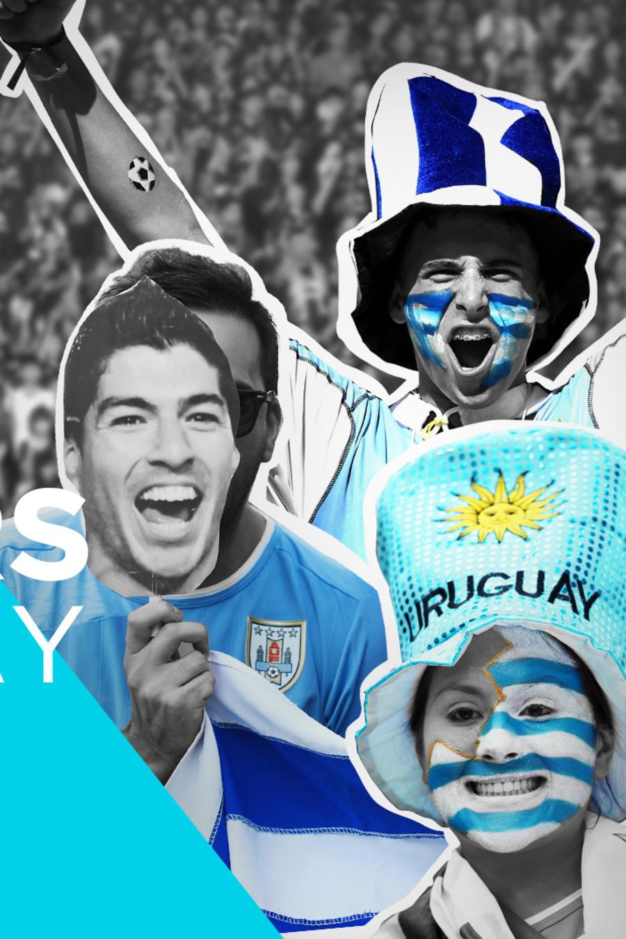 True Colors: Uruguay