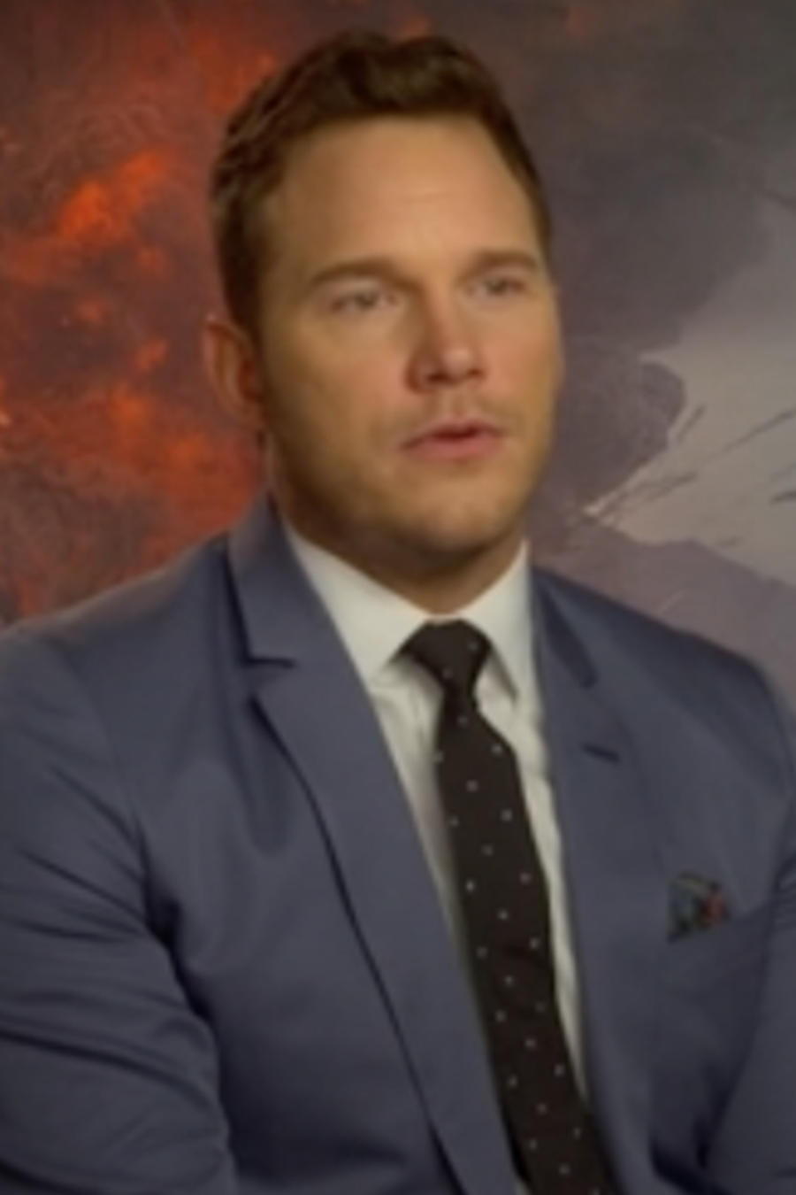 "Chris Pratt's Son Doesn't Think He's ""Cool"""