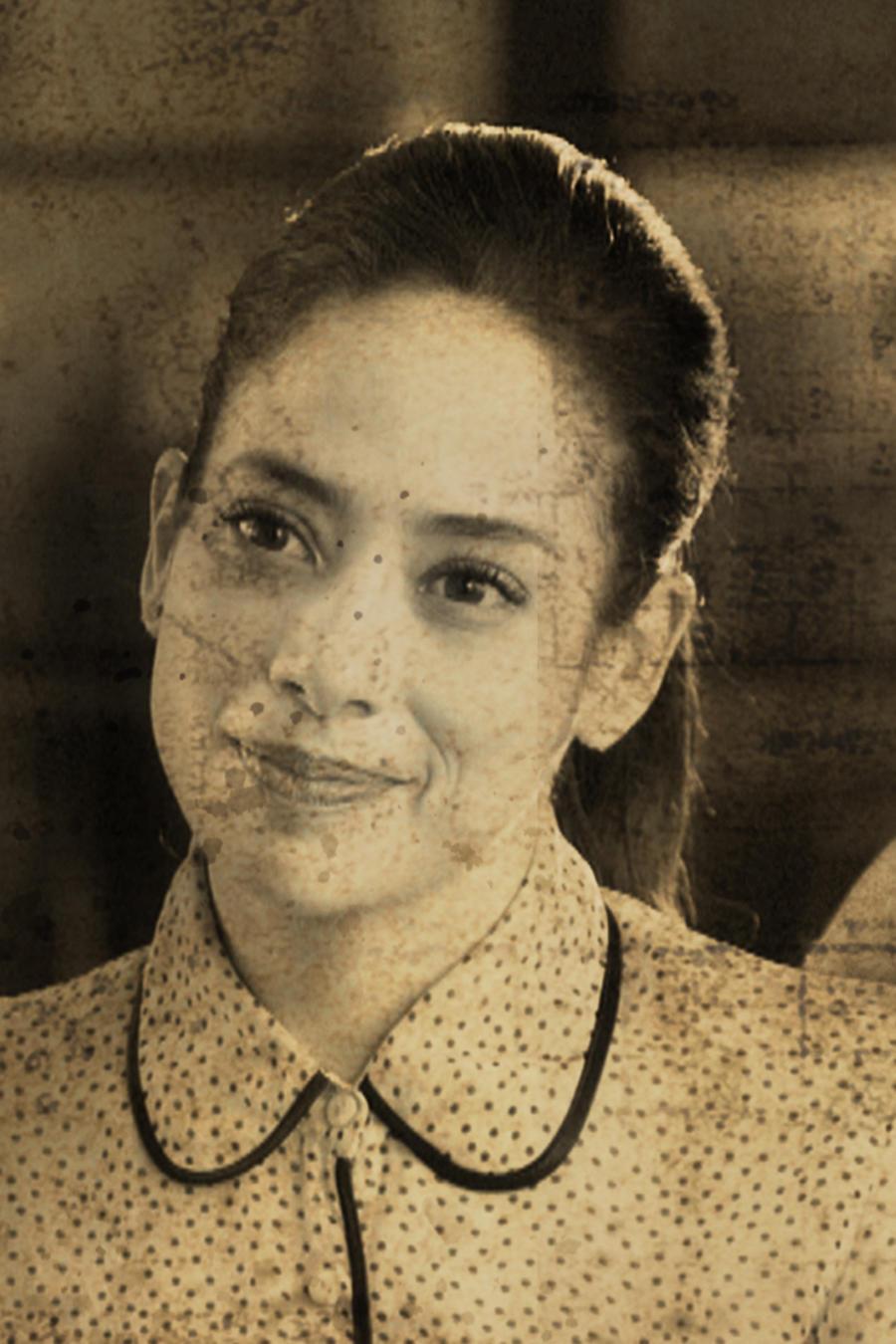 Fátima Molina en Falco
