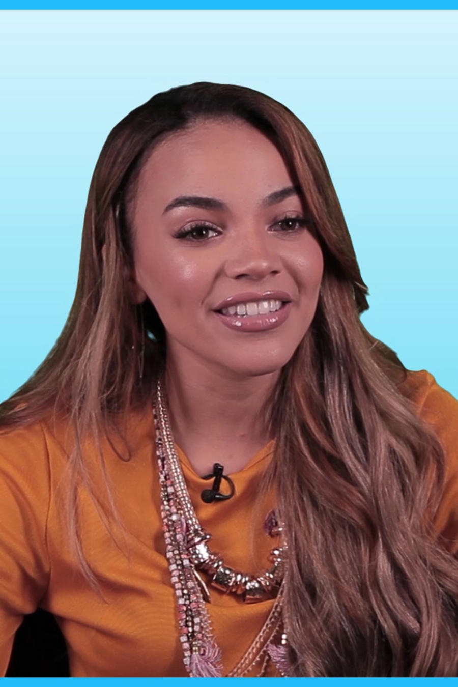 """Leslie Grace and Anxiety, """"It's okay to talk about it"""""""