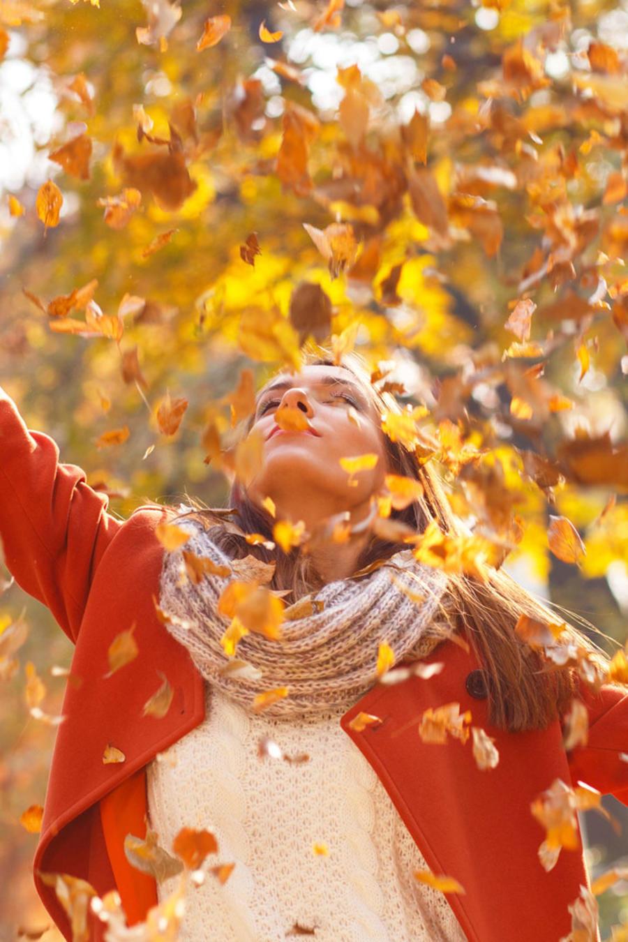 5 tips para mantenerte saludable en otoño