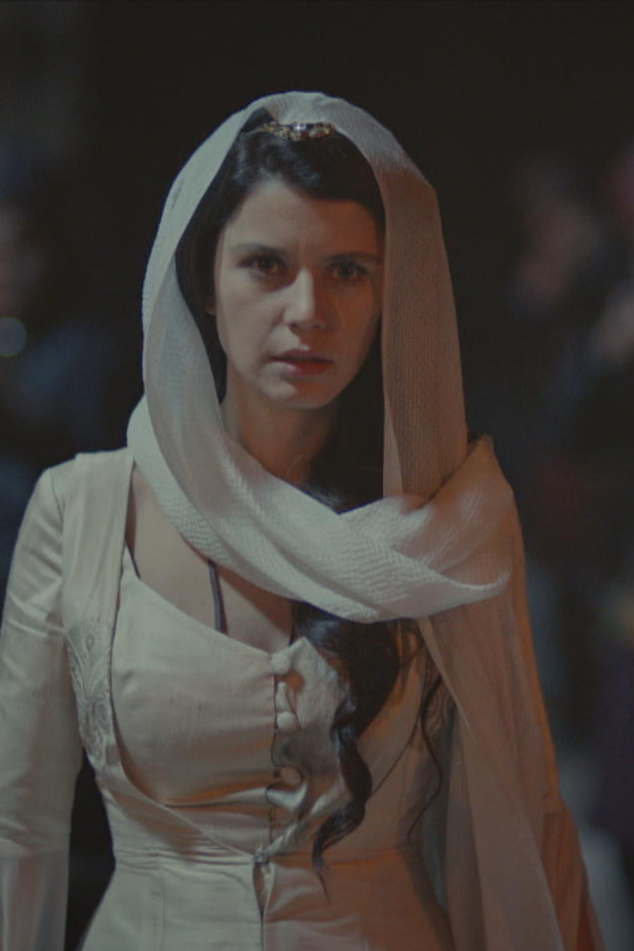 Anastasia en La Sultana