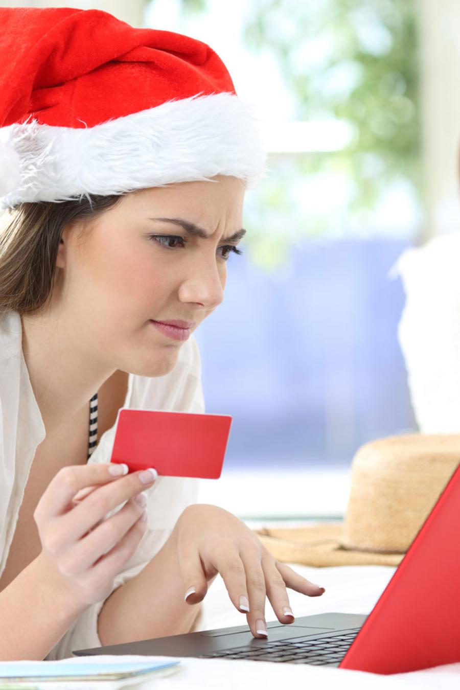 Compras para las fiestas: cuídate de estas estafas