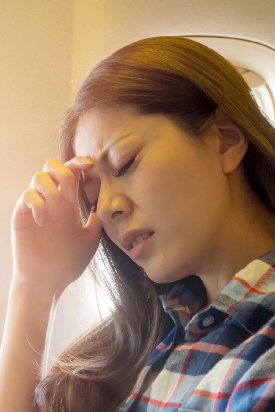Los comportamientos más molestos en un avión