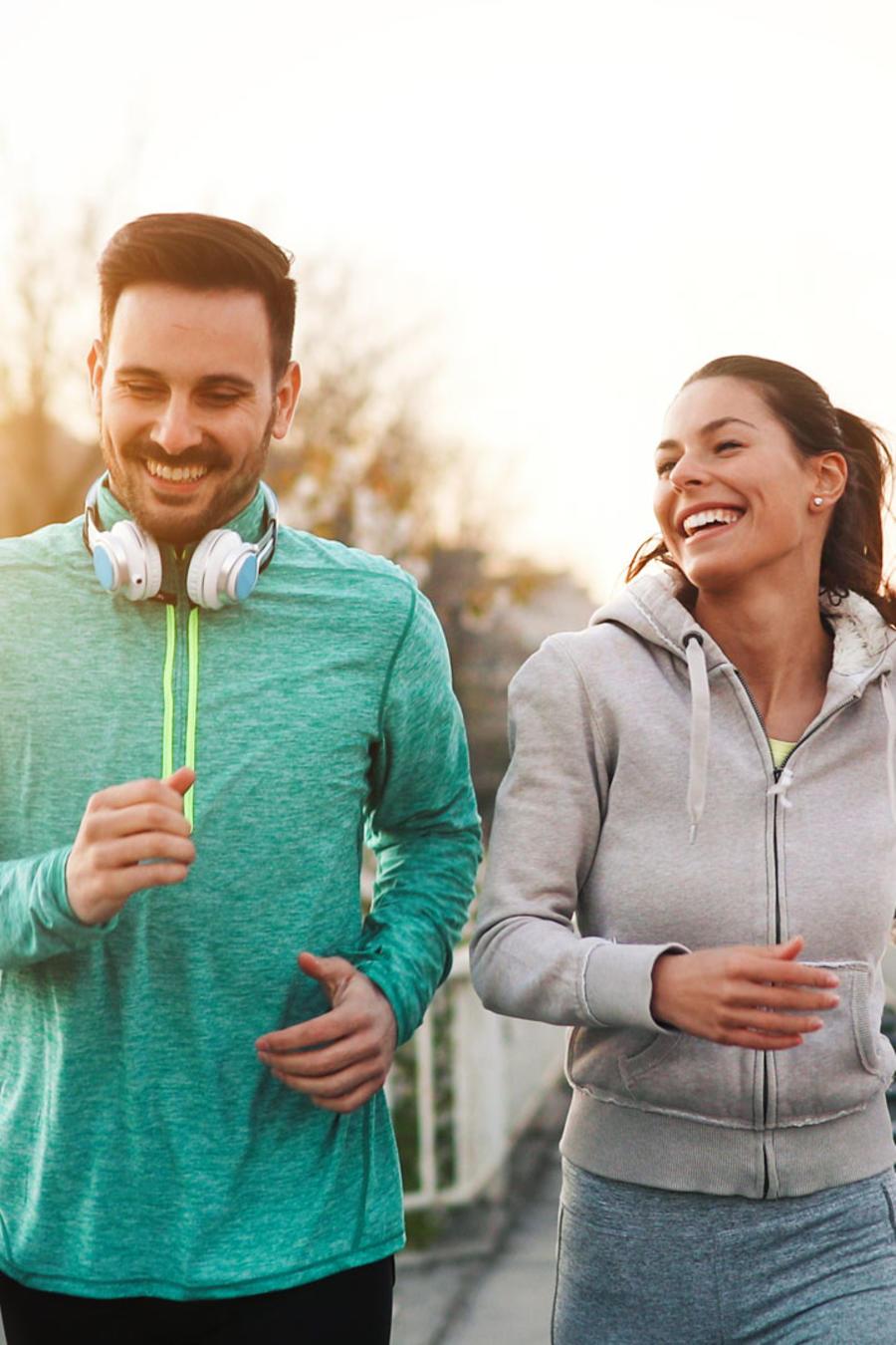 Las mejores ciudades para mantenerse físicamente activo