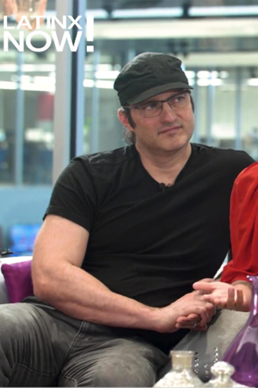"""Robert Rodriguez and Rosa Salazar Talk """"Alita: Battle Angel"""""""