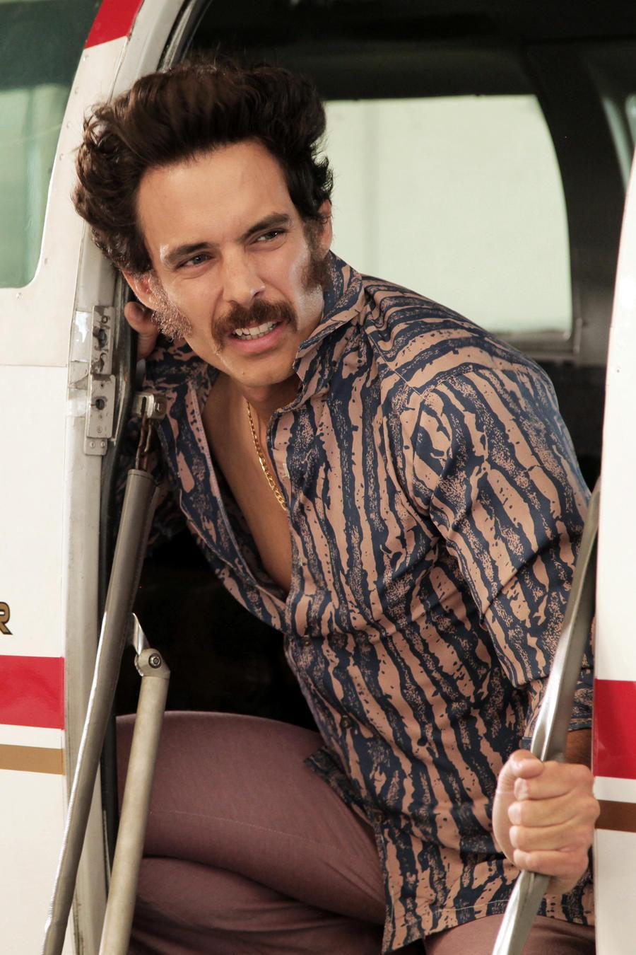 Paco Angelini en El Barón