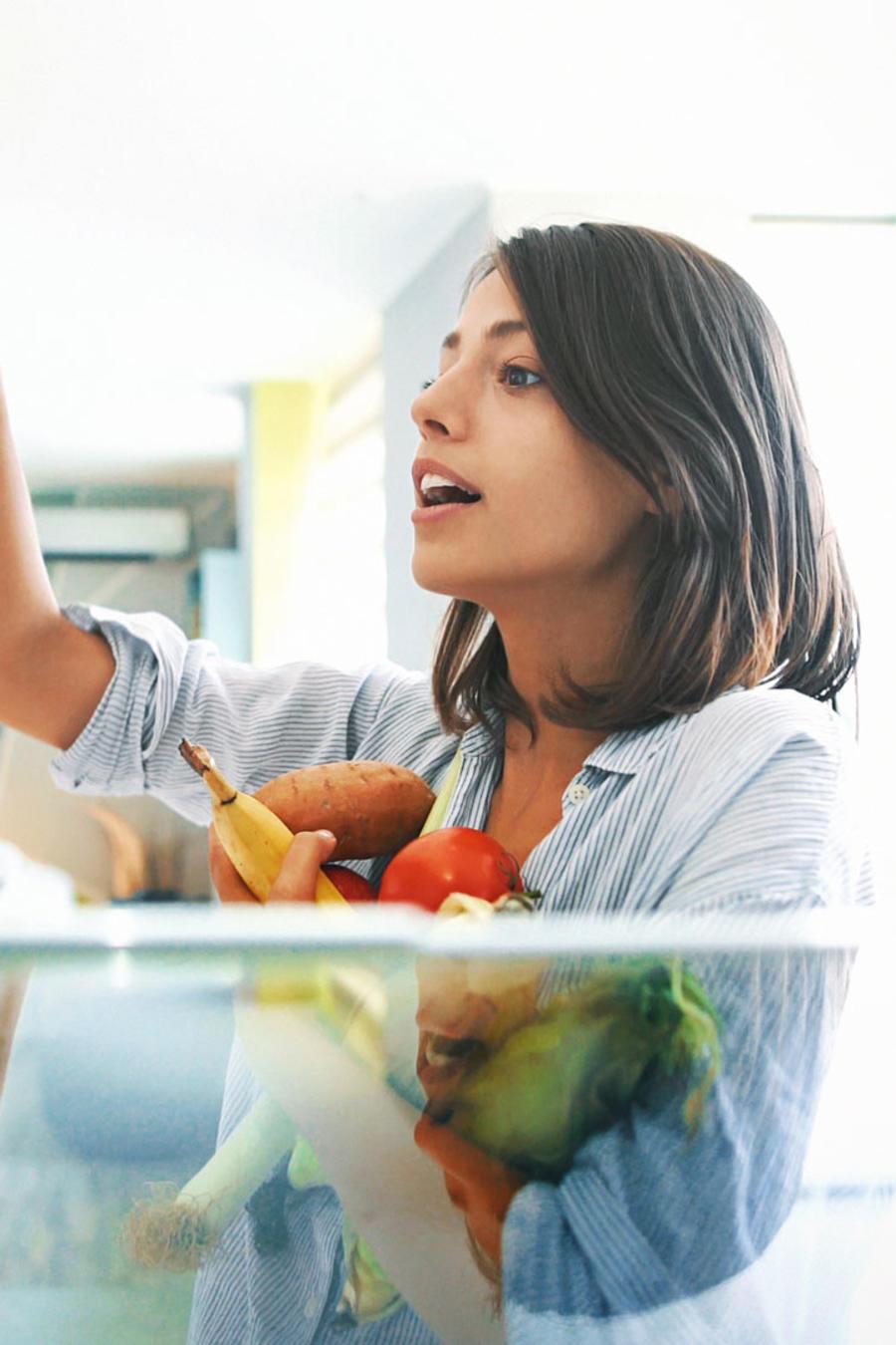 Conservar comida