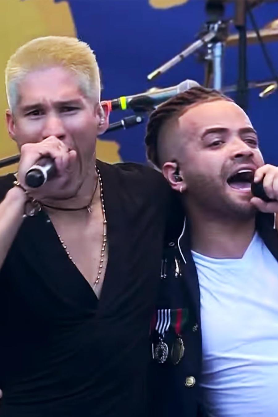 """Chyno y Nacho Reunidos: las mejores presentaciones del concierto """"Música Por Venezuela"""""""
