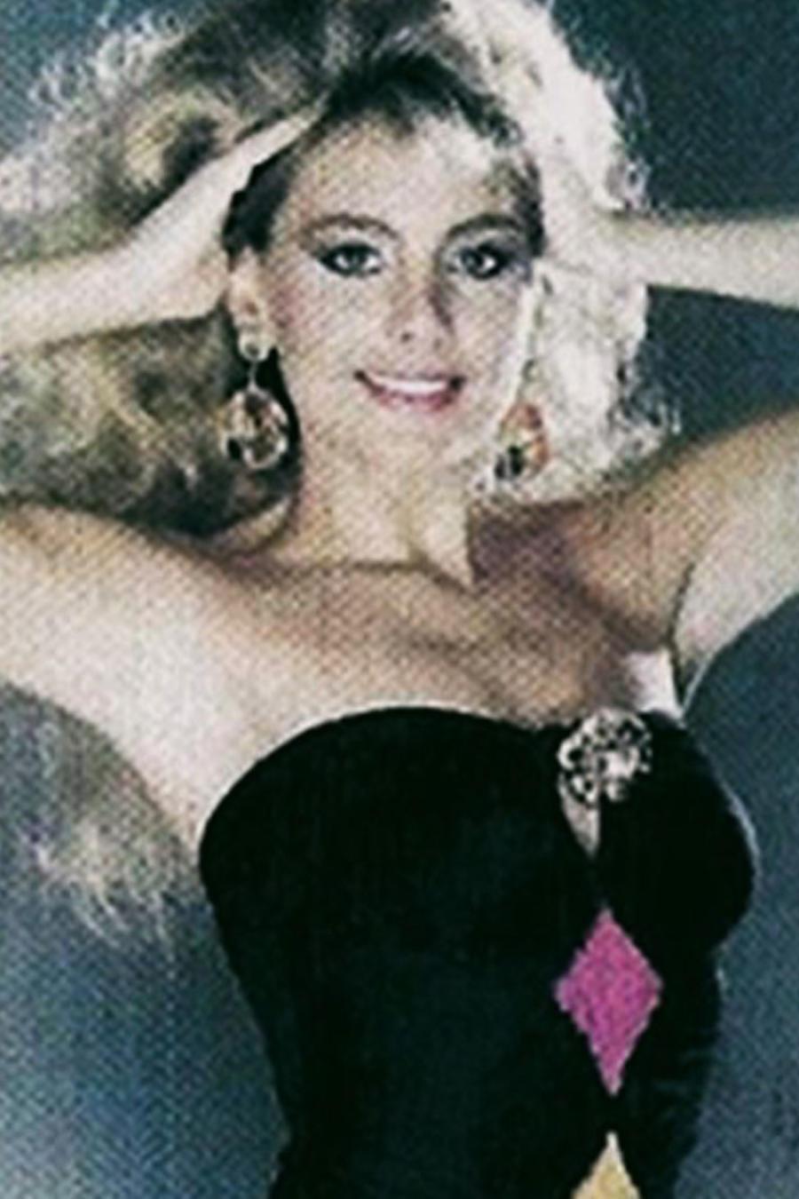 Marilisa Maronesse, la esposa de Chayanne
