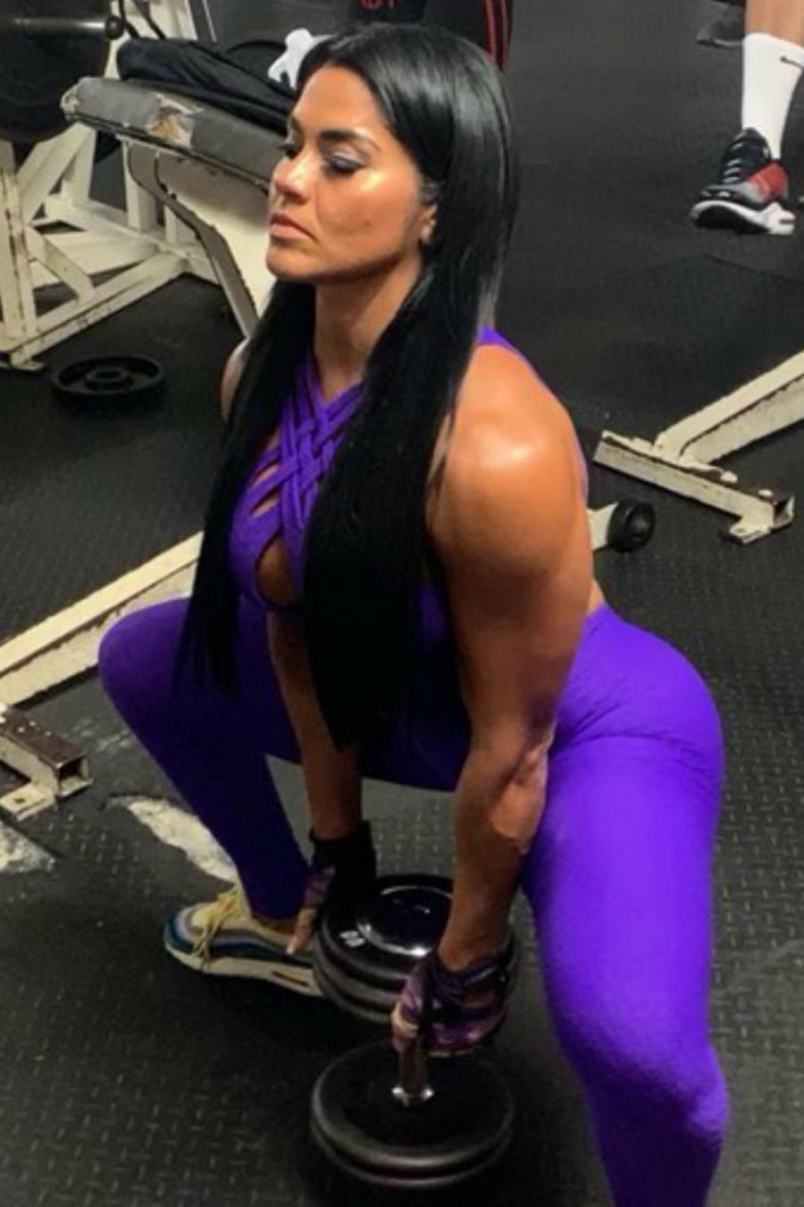 Rutina de ejercicio de Maripily Rivera