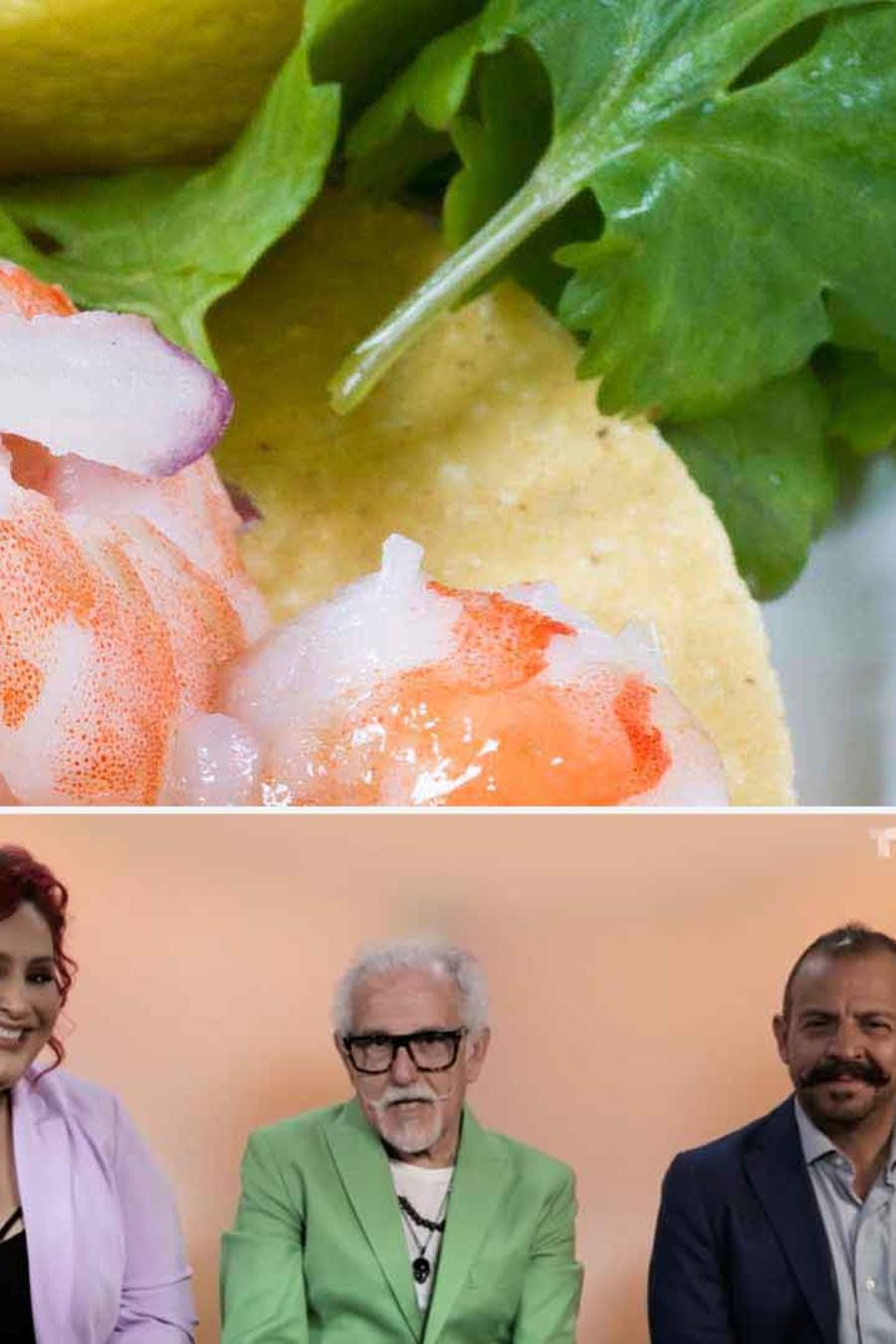Entrevista a jueces de Master Chef