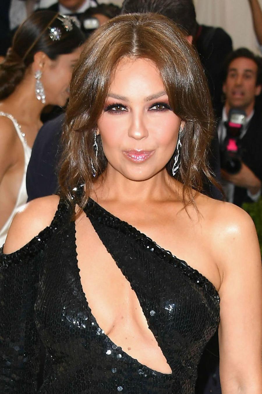 Thalía en la MET Gala del 2018
