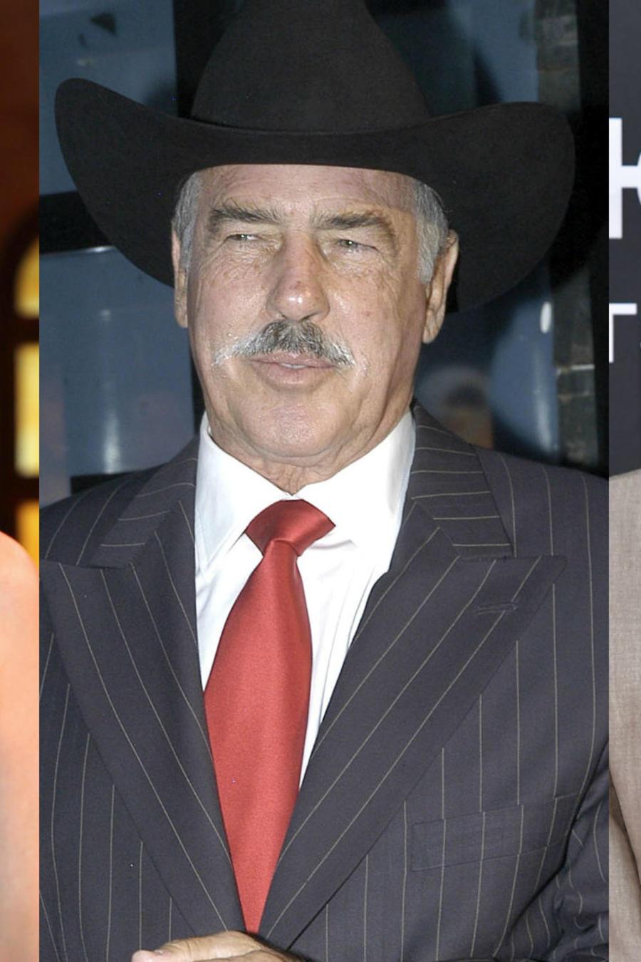 Adriana Lavat, Andrés García y Lady Gaga