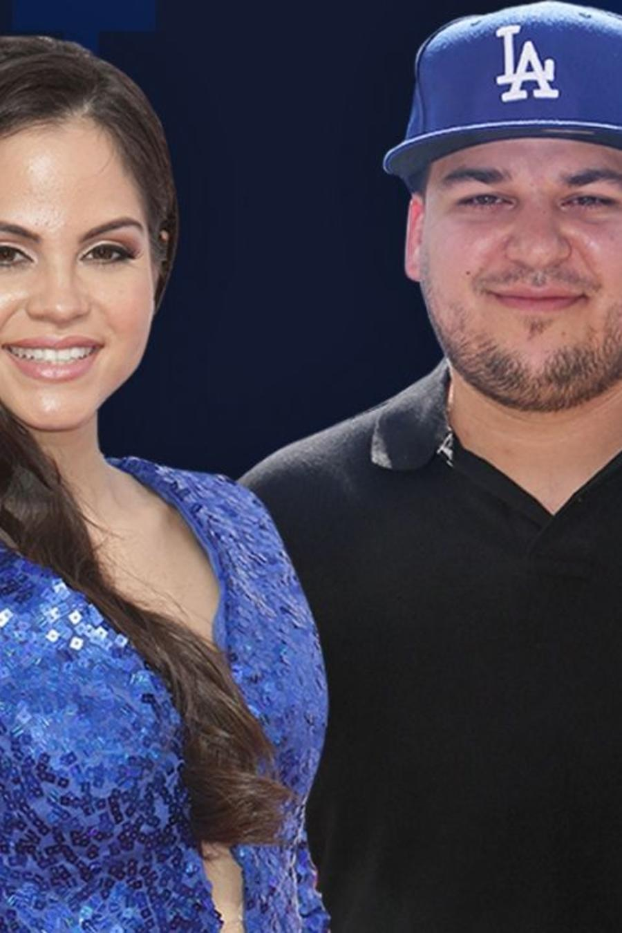 Natti Natasha y Rob Kardashian:coqueteo en redes sociales