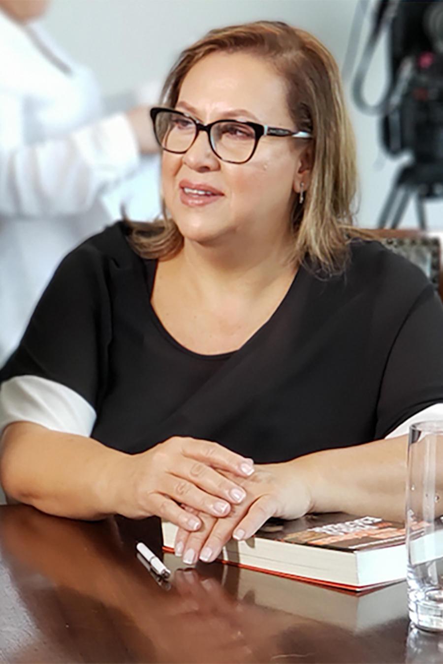 viuda de Pablo Escobar y Rashel Diaz